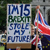 Anti Brexit Protest March -  September 2017