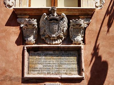 Taormina - Town Hall - Sicily