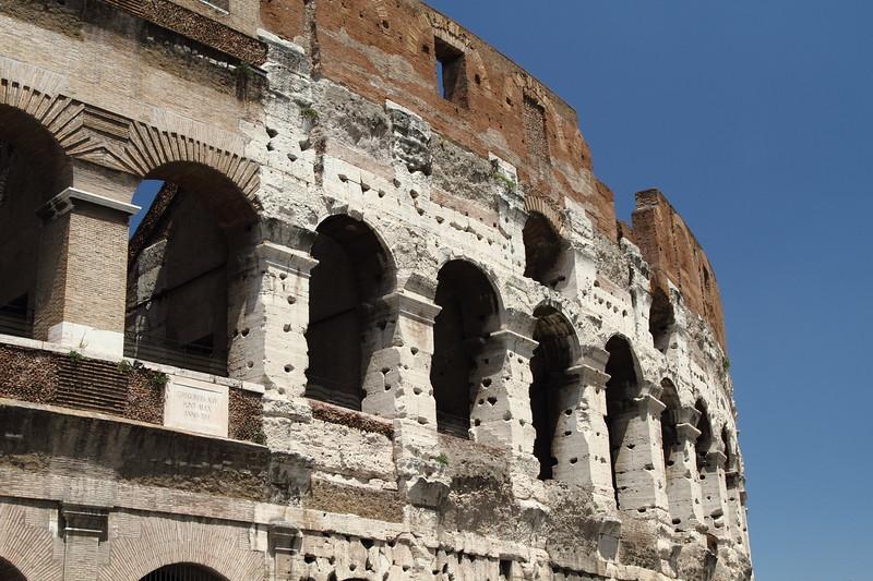 Roman Colosseum, Rome Italy
