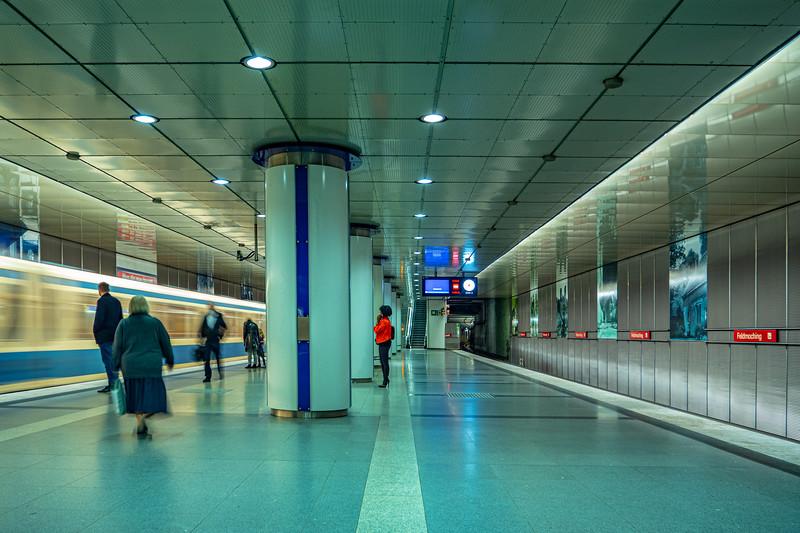 Feldmoching Station