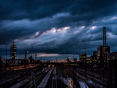 Rail's reflections
