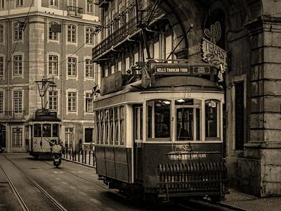 Lissabon's tradicional