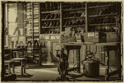 Dream of a Shoeshop