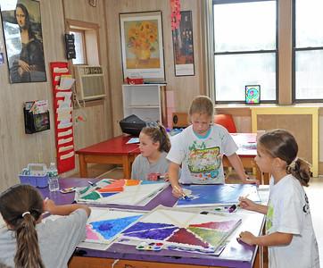ART CREATIVITY , CAMP INVENTION SUMMER SESSION
