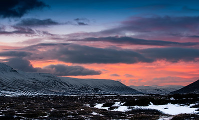 Looking west from Godafoss, Iceland Photo Tour February 2017