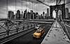 Yellow Cab, NEW YORK CITY September 2011