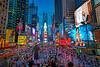 Times Square, NEW YORK CITY September 2011