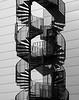 Graphic Spiral Staicase, Art,
