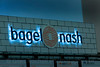 Bagel Nash, The White Rose Shopping Cente, Leeds West Yorkshire, United Kingdom.