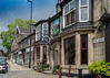 Horsforth, Town Street, Leeds West Yorkshire, United Kingdom.