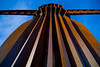 Angel of the North, Steel, Art Sculpture, Gateshead, United Kingdom, Industrial; Working; Construction; Workers; Stock Shots; Engineering