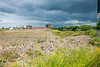 Urban decay, Mills, run down, city wasteland,Leeds West Yorkshire, United Kingdom.