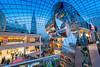 Trinity Shopping Centre, Leeds West Yorkshire, United Kingdom.