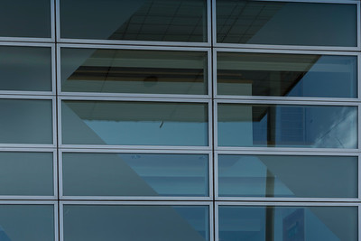 Glass window, graphic, grid, One City West, Leeds, modern offices, Industrial, Working, Construction, Workers, Stock Shots, Engineering;