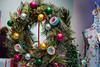Christmas wreath, Victoria Gate, Victoria Arcade, Victoria, Leeds, West Yorkshire, United Kingdom ...please credit Giles Rocholl/Hammerson