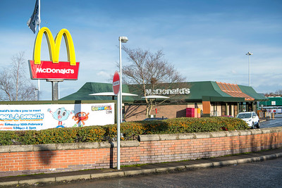 MacDonalds, Bradford, West Yorkshire, United Kingdon, Giles Rocholl Photography Ltd
