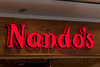 Nandos, The White Rose Shopping Cente, Leeds West Yorkshire, United Kingdom.