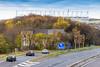 Leeds motorway M621, Leeds West Yorkshire, United Kingdom.