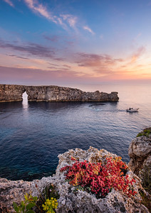 Sunset at Pont d'En Gil, Menorca, PhotoPills Camp May 2018.