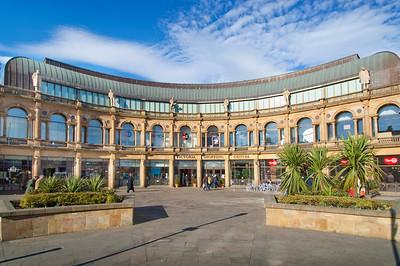 Victoria Shopping Centre, Harrogate, North Yorkshire, Giles Rocholl Photography Ltd; Giles Rocholl; Stock PIx; United Kingdom