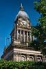 Leeds Town Hall, Leeds West Yorkshire, United Kingdom.