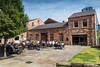 Green Sands, Round Foundry, Welcome To Yorkshire, Leeds West Yorkshire, United Kingdom.