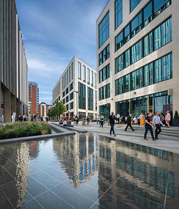 Whitehall Place, Leeds, City Centre, Yorkshire, Gillespies, Giles Rocholl, Modern, Architecture, Offices,