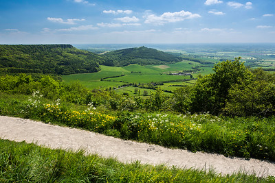 Cleveland Way; View from Sutton Bank; Sutton Bank; North Yorkshire.; Yorkshire; United Kingdom; scenic; scenery; travel; explore; photography; landscape; beauty; love; Giles Rocholl; art; print; prints