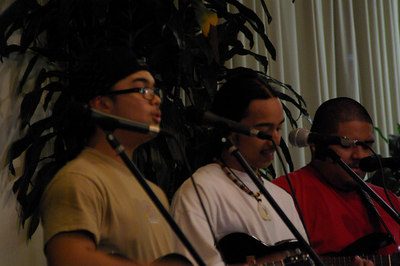 Island Bound @ Pac Island Grill by Danny Nieves, Kiha Asis, and Mel Ponder