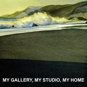 MY GALLERY, MY STUDIO, MY HOME