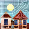 EUCLID'S LINES MEET MOON & HOUSES
