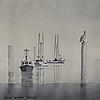 FOGGY DAY AT TOMALES BAY