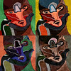 THE KISS QUADTYCH