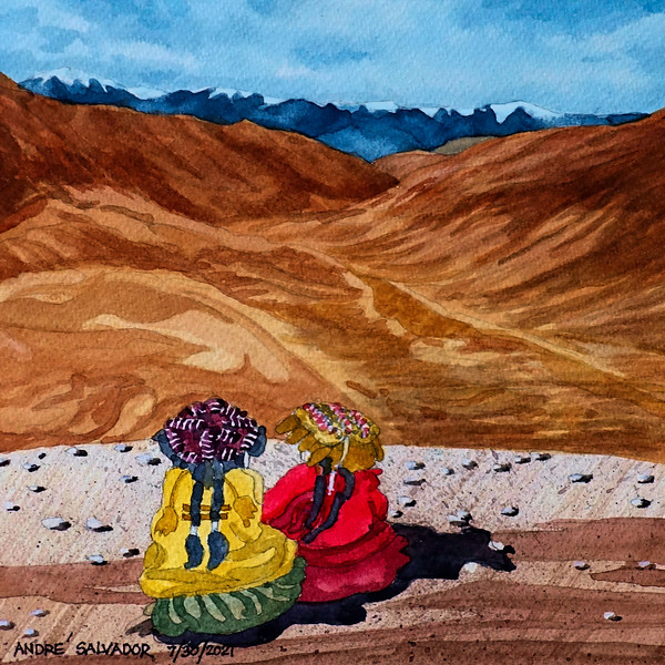 THE ALTIPLANO REGION OF PERU