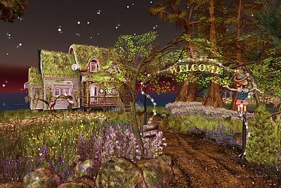 Pinocchio Villa 4401-FA-1045