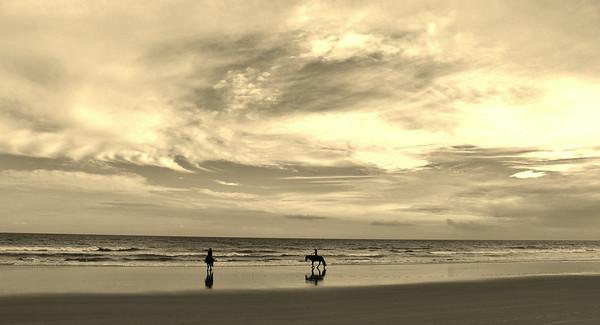 Topsail Beach, NC Atlantic Ride