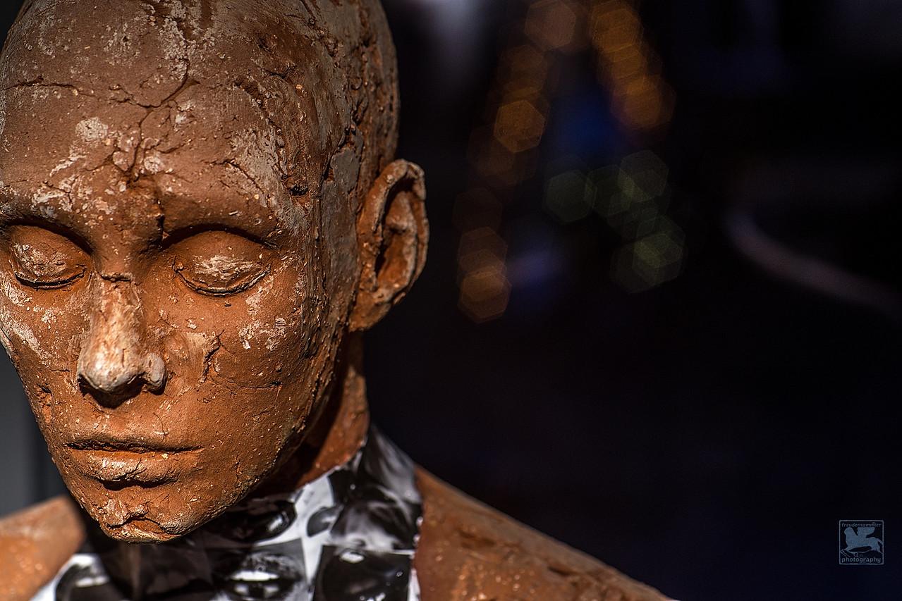 Sculpture_Detail - artist: Marek Zyga (www.continuum-gallery.com)