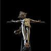 """""""Christ de douleur""""...en contre-plongée"""