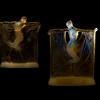 """Statuette """"Thaïs""""  Modèle créé en 1925 & Statuette """"Suzanne""""  Modèle créé en 1925"""