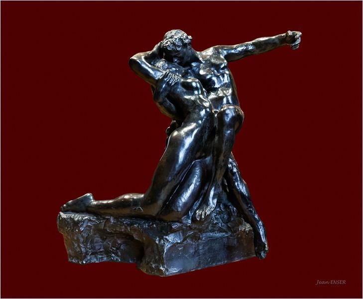 """Auguste RODIN - """"L'Éternel Printemps"""""""
