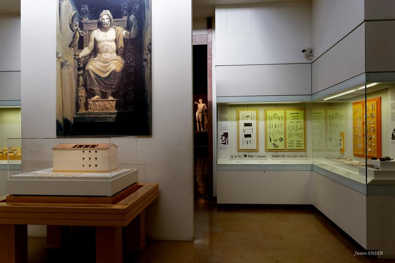 Zeus et Hermès