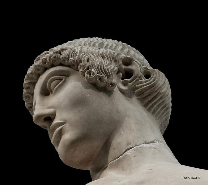 Apollon (détail)