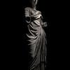 Statue en marbre de Poppée