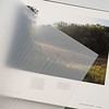 Along The Mackinaw River, photo page with poem, glassine sheet