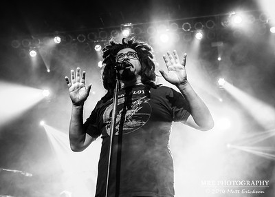 Counting Crows - Adler Theater - 12/16/14
