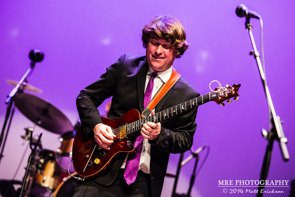 Keller Williams & More Than A Little - Englert Theatre - Iowa City, IA