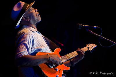 W.C. Clark - Mississippi Valley Blues Festival 2013
