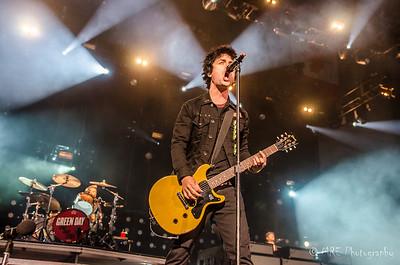 Green Day - iWireless Center