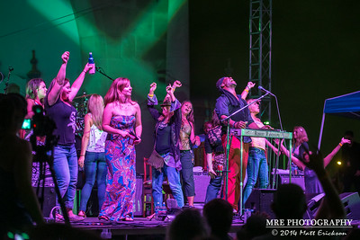 Robert Randolf & The Family Band - River Roots Live 2014