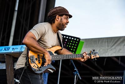 Summer Camp Music Festival 2014 - Victor Wooten